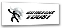 Logo de l'association Bougeons tous