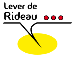 Logo de l'association Lever de Rideau